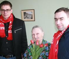 Поздравление Т.Ф.Щетинкиной
